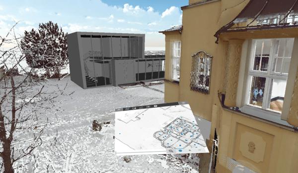 ¡FARO Scene con realidad virtual!