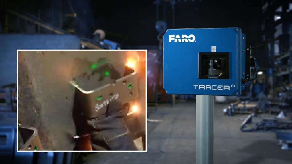 Cómo usar la proyección láser para mejorar la manufactura y eliminar las costosas plantillas físicas