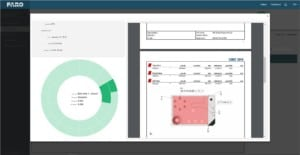 El nuevo software de metrología FARO® CAM2® 2018 cuenta con un «Centro de control de RPM (Gestión de repetición de piezas)» que proporciona información en tiempo real a través de un tablero web que se puede usar para generar planes de acción en el proceso de manufactura.