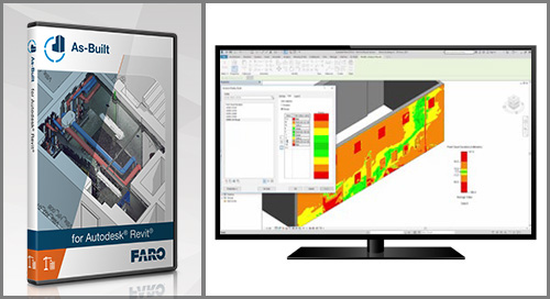 [FOLHA TECNICA]  FARO As-Built para Autodesk Revit