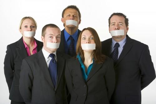 Employee Silence