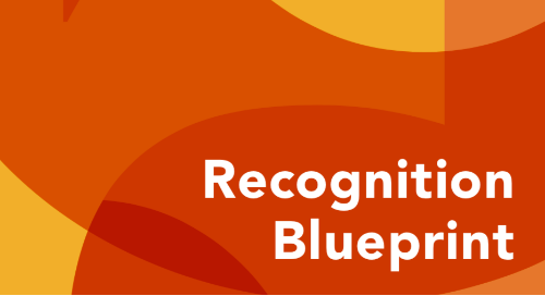Recognition Blueprint