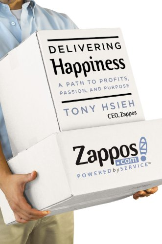 Delivering Happiness Box