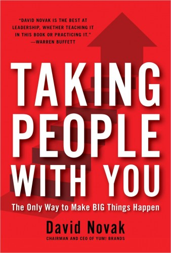 Book cover of Taking People With You