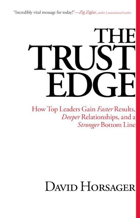 The trust edge book