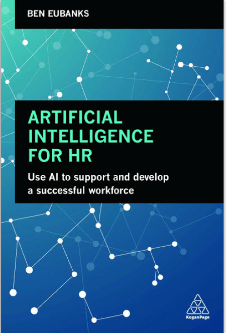 Artificial Intelligence for HR Book Cover
