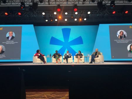 Workhuman Conference Stage
