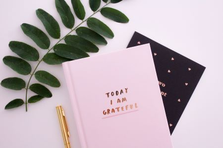 Today I am Grateful Journal