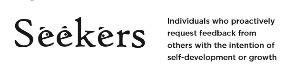 """""""seekers"""" definition"""