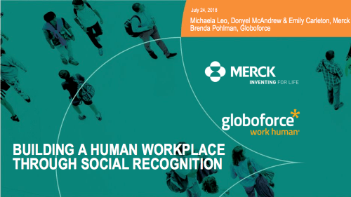 Build a Human Workplace Through Recognition