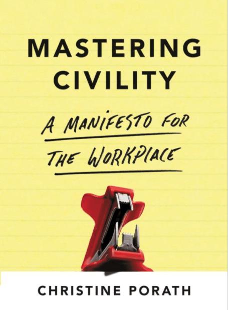 Mastering Civility book cover