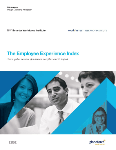 New Employee Experience Index