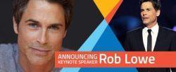 Speaker Rob Lowe