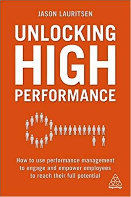 """Unlocking High Performance"" by Jason Lauritsen"