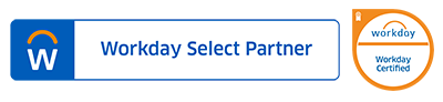 Workday Select Partner Badge