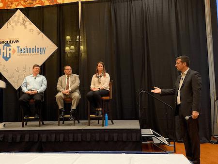 HR Tech 2019 panel with Jason Lauritsen