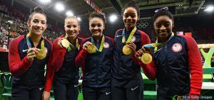 U.S. Women's Gymnastics Team