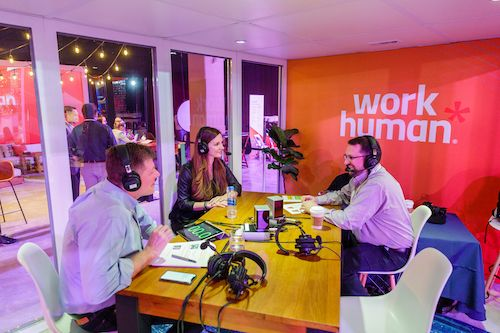 Workhuman Radio live