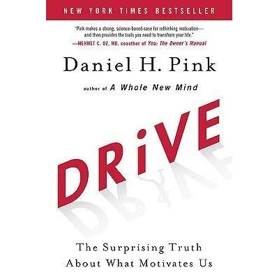 """""""Drive"""" by Daniel Pink"""