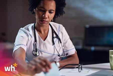 healthcare worker