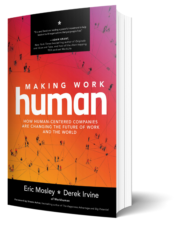 Making Work Human book cover