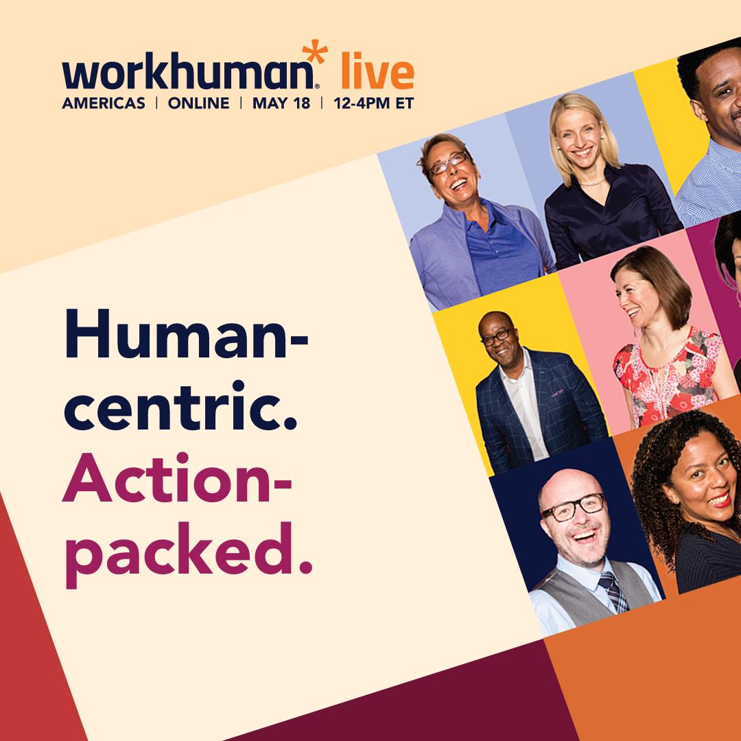 Workhuman Live 2021