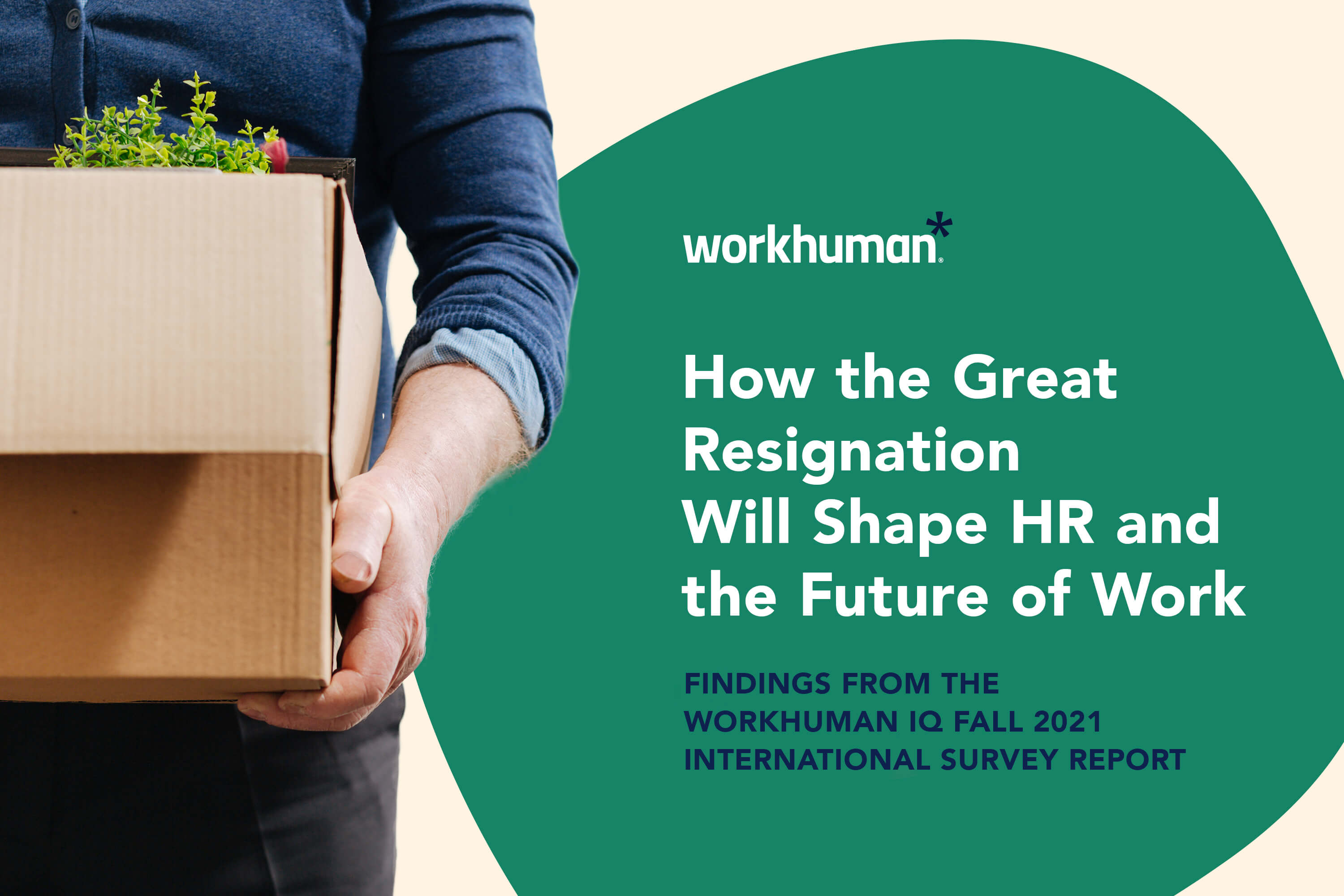 how the great resignation will shape the future of work