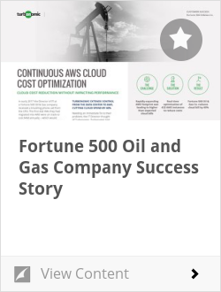 Fortune 500 Oil and Gas Success Story