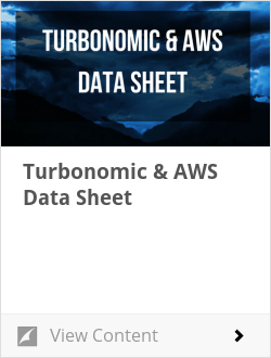 Turbonomic & AWS Data Sheet