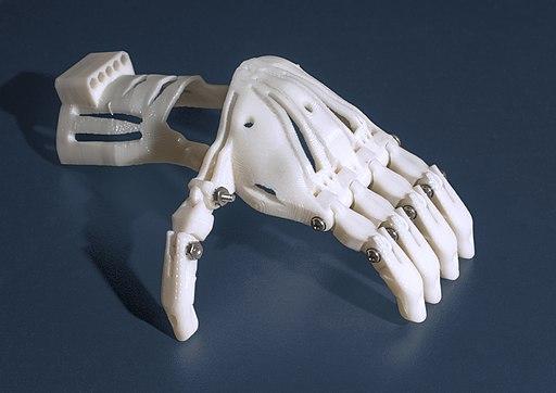 3D prosthetics
