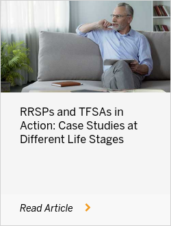 RRSPs and TFSAs in Action: Case Studies at Different Life Stages