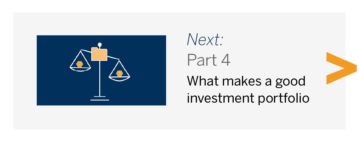 NEXT: Part 4 – What makes a good investment portfolio