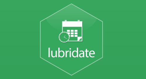 lubridate cheat sheet en Español