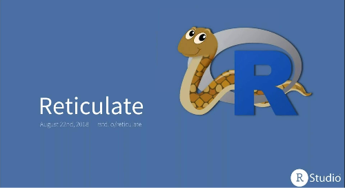 Python with R and Reticulate Cheat Sheet