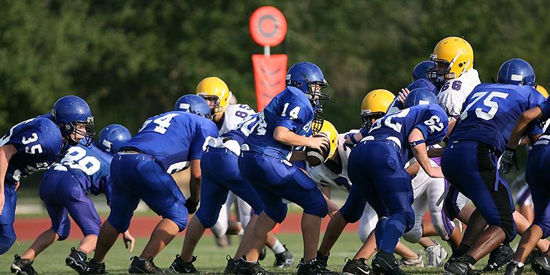 An American football team