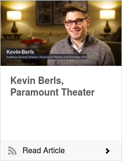Kevin Berls, Paramount Theater