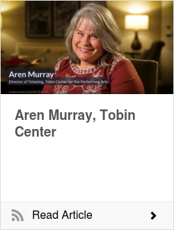 Aren Murray, Tobin Center
