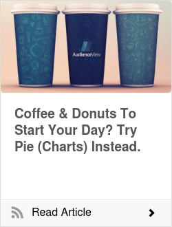 Coffee & Donuts To Start Your Day? Try Pie (Charts) Instead.