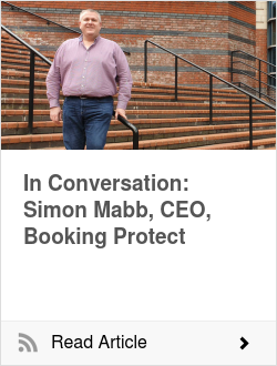 In Conversation: Simon Mabb, CEO, Booking Protect