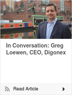 In Conversation: Greg Loewen, CEO, Digonex