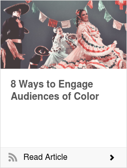 8 Ways to Engage Audiences of Color