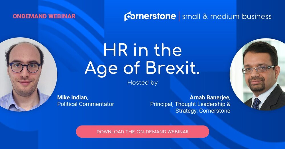 HR in the age of Brexit