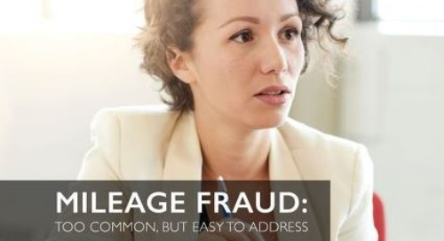 Mileage Fraud: Too Common But Easy To Address