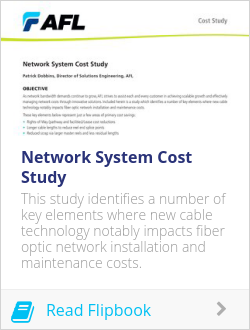 Network System Cost Study