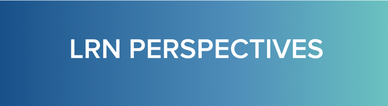 LRN Perspectives logo