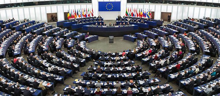 Maison de commune parlementaire d'Europe.