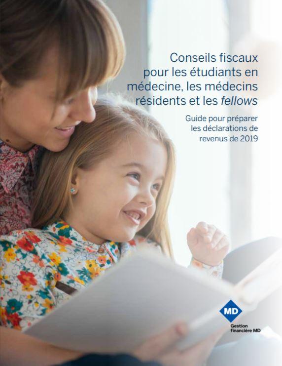 Conseils fiscaux pour les étudiants en médecine, les médecins résidents et les fellows