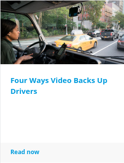 Four Ways Video Backs Up Drivers
