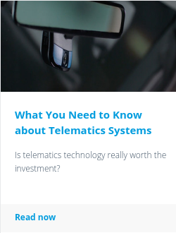 What You Need to Know about Telematics Systems