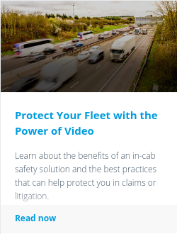 Protect Your Fleet with the Power of Video